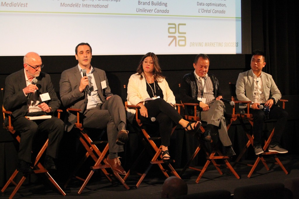 Spring 2015 Executive Forum Panel