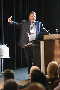 George Ivie, chef de la direction, Media Rating Council explique le chemin qu'il reste encore à parcourir avant d'arriver à déterminer des standards de visibilité.